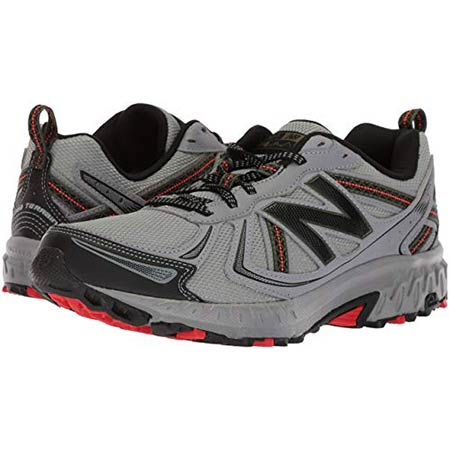 new balance Cushioning Trail Runner both shoes