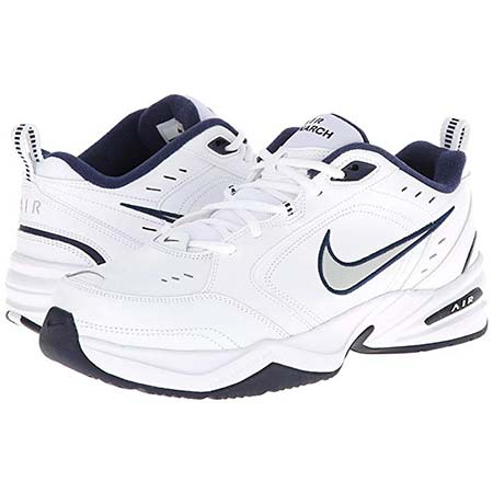 Nike Men Air Monarch Iv Cross Trainer both side