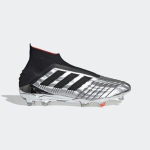 Predator_19+_Firm_Ground_Cleats_Silver