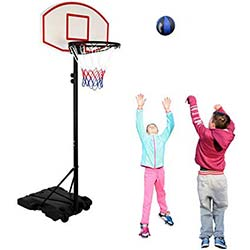 Nova-Microdermabrasion-Portable-Height-Adjustable-Basketball-System,-Basketball-Hoop