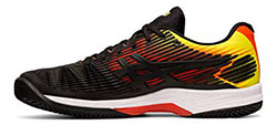 ASICS Men Solution Speed FF Clay Tennis Shoe