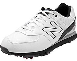 New Balance Men NBG574 Spiked Golf Shoe