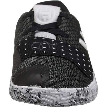 Adidas Harden Vol 3 Shoe Front Side Pic