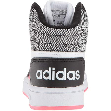 Adidas Hoops Mid 2.0 Back Side Pic