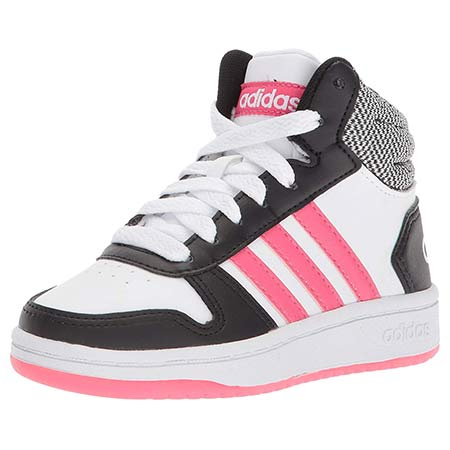 Adidas Hoops Mid 2.0 Left Side Pic