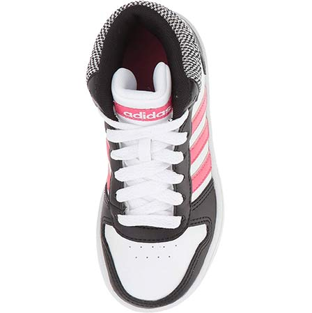 Adidas Hoops Mid 2.0 Upper Side Pic
