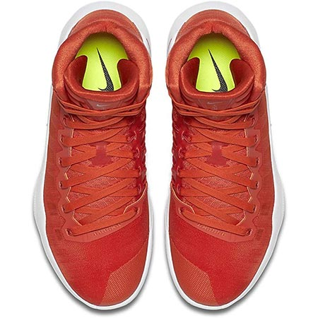 Nike Women Hyperdunk TB Basketball Shoe upper side