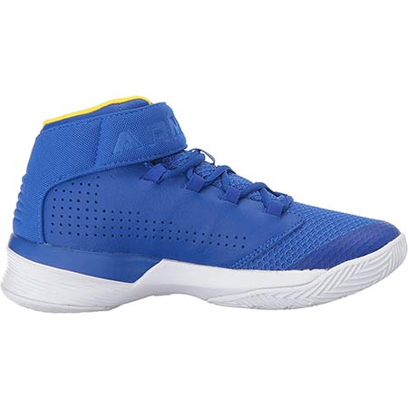 Under Armour Kid Grade School Get B-Zee Shoe Right Side PIc