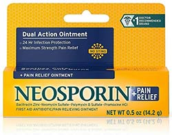 Neosporin + Maximum-Strength Pain Relief Cream