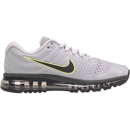 Nike Mens Air Max Shoes-Bright Crimsonright side