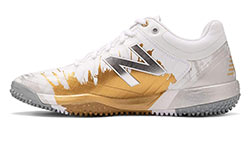New Balance T4040v5 Turf Playoff Pack Synthetic Mesh Shoes