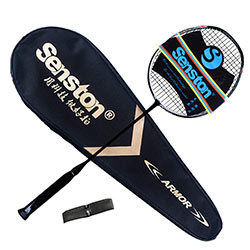 Senston N80 Graphite Single High Grade Badminton Racquet