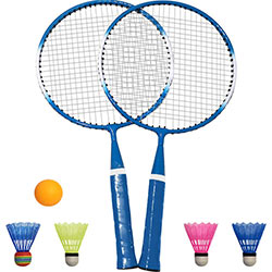 Tinton life 1 Pair Badminton Racket for Children