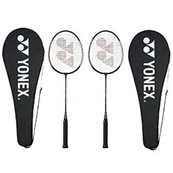 Yonex GR 303 Combo Badminton Racquet with Full Cover