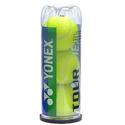 Yonex Tour Tennis Balls (tube of 3)